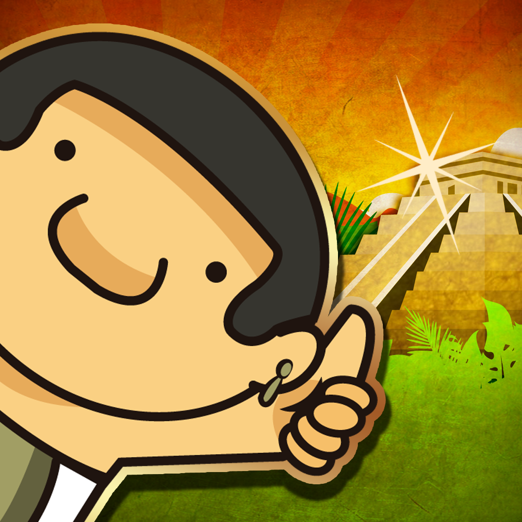 Mayan Adventures by Aluxoft Research & Development icon