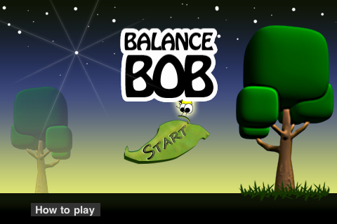 Screenshot Balance Bob