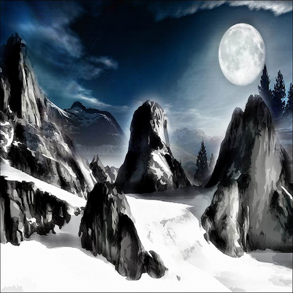 The Ragged Mountains by Edgar Allan Poe. Fantastic tale of horror