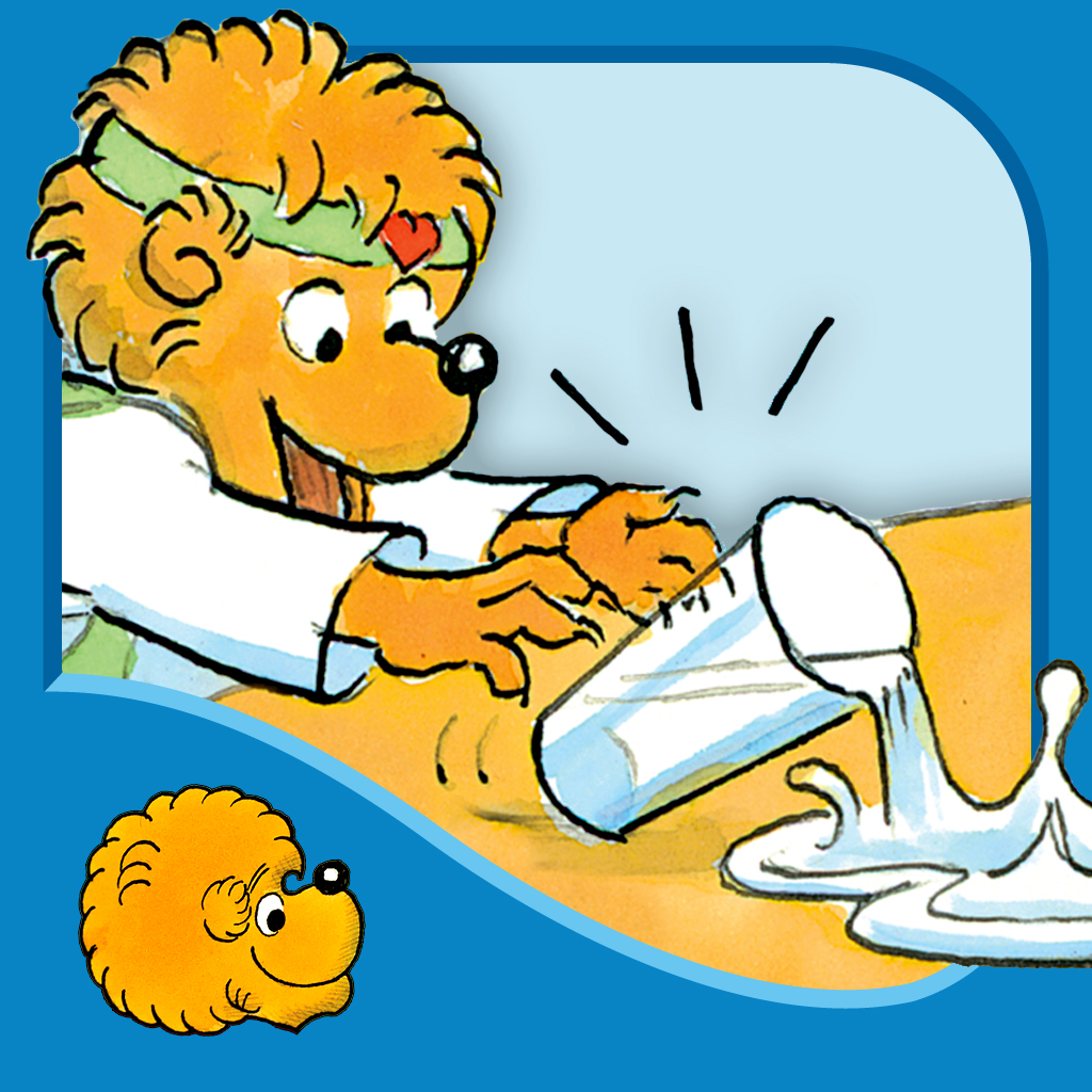 mzl.izbdzgmo The Berenstain Bears Go Out to Eat by Oceanhouse Media – Review